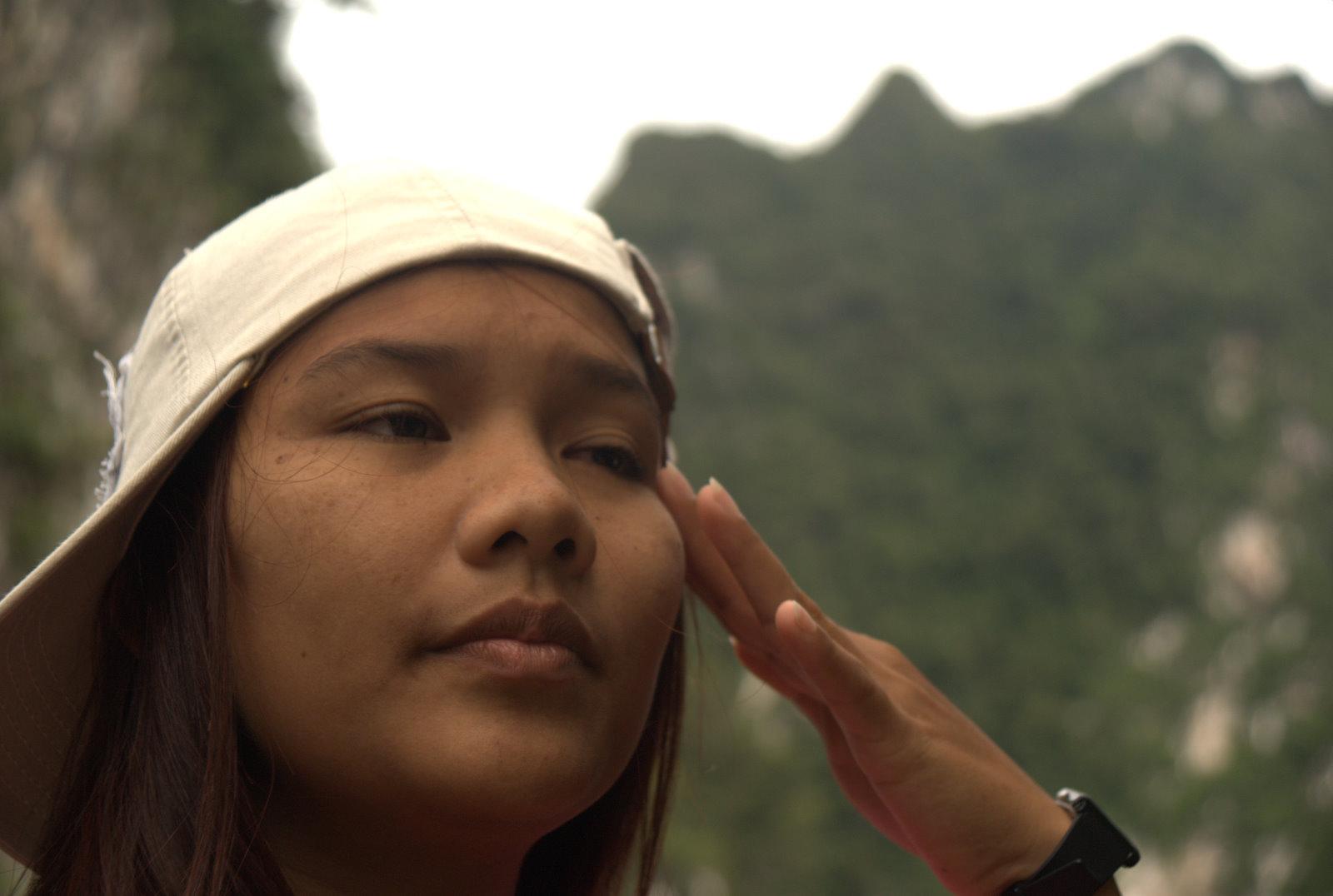 Jeziorem Cheow Lan, dżunglą, na plażę Railey 91