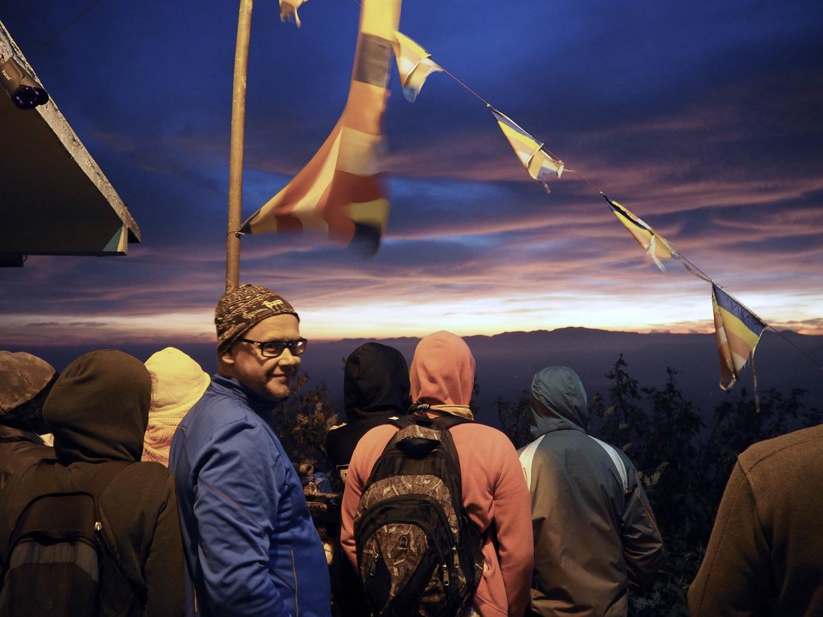 Etap 5: Adam's Peak. Schodami do słońca 27