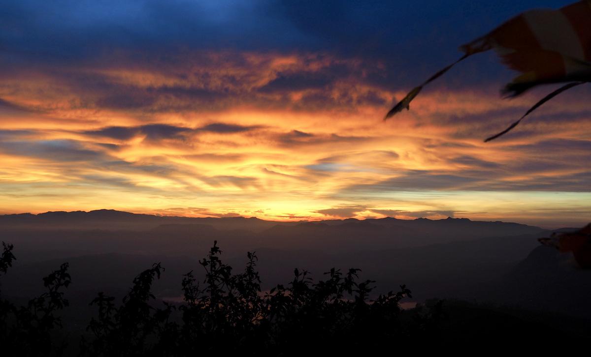 Etap 5: Adam's Peak. Schodami do słońca 24