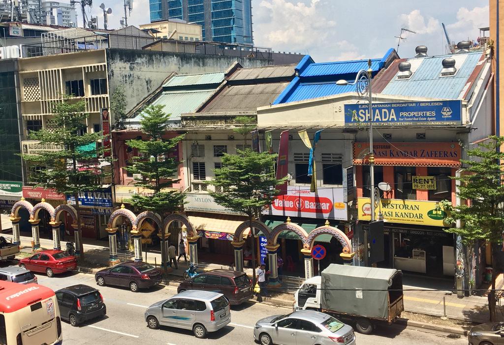 Etap 3: Kuala Lumpur (1). Wieże, ulice i świątynie... 14