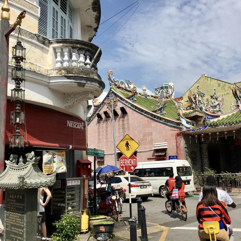 Etap 4: Penang. Jak się zakochać w dwa dni i cudem wyjechać 15