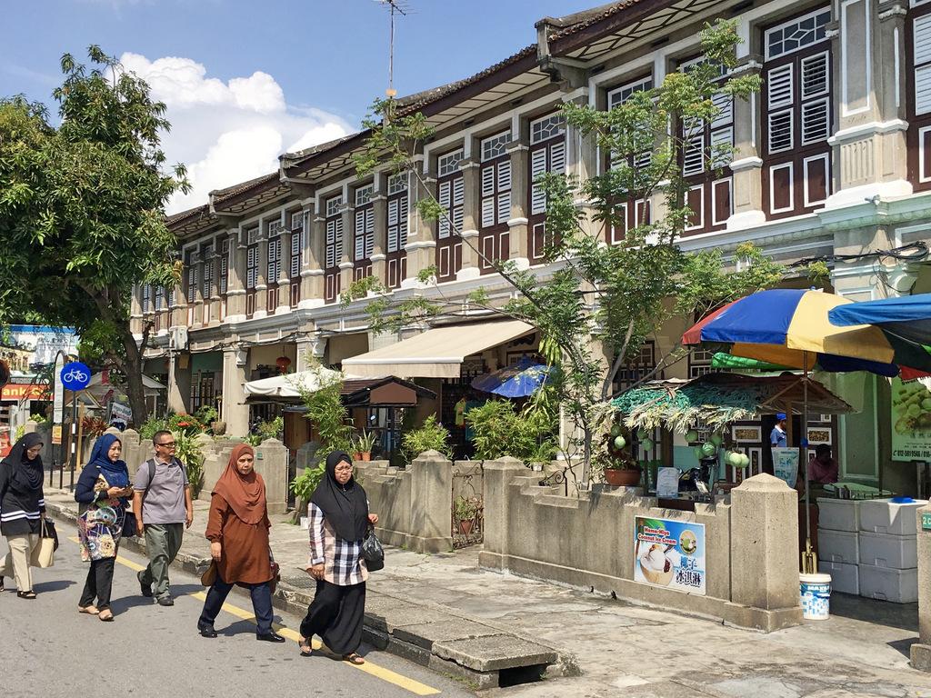 Etap 4: Fascynujące ulice George Town 9