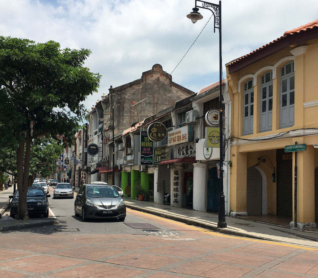 Etap 4: Fascynujące ulice George Town 8
