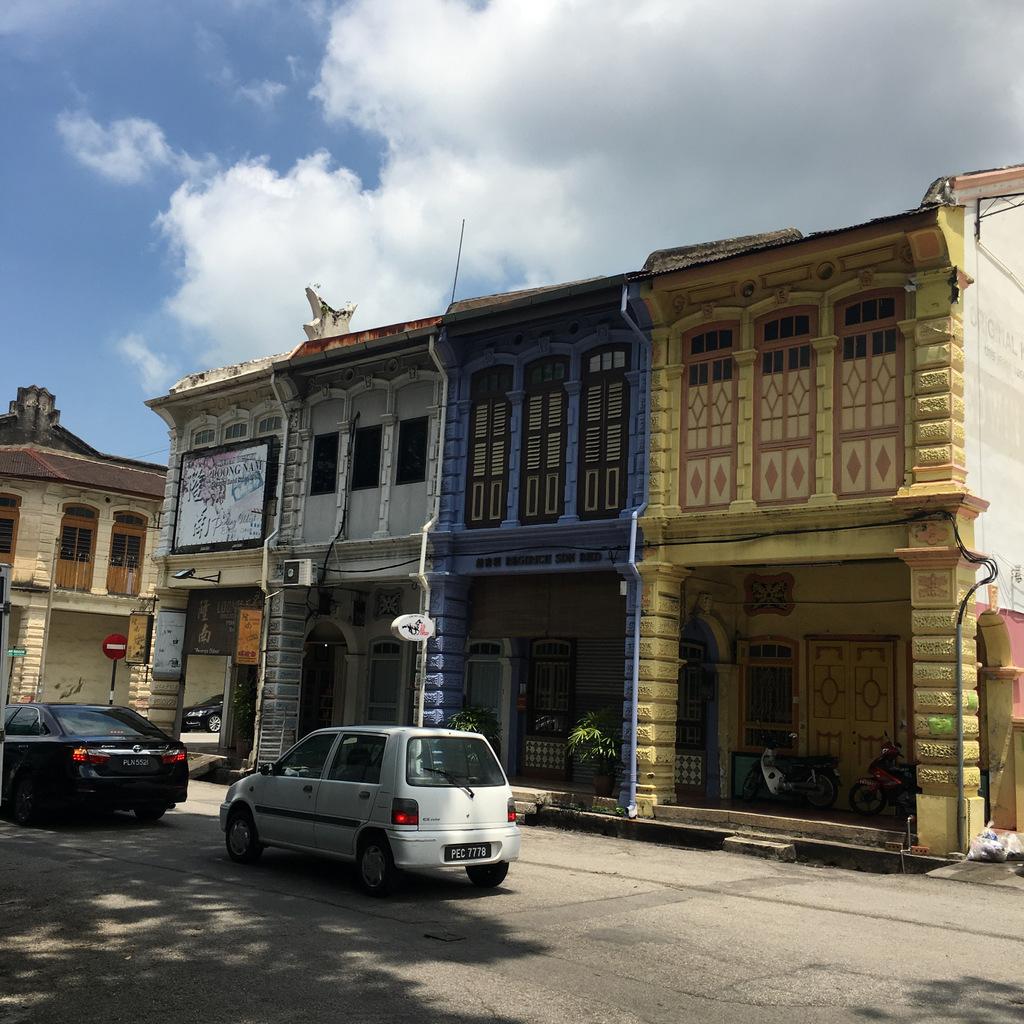 Etap 4: Fascynujące ulice George Town 7
