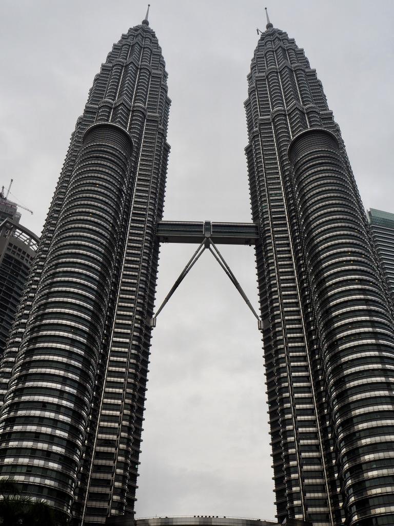 Etap 3: Kuala Lumpur (1). Wieże, ulice i świątynie... 2