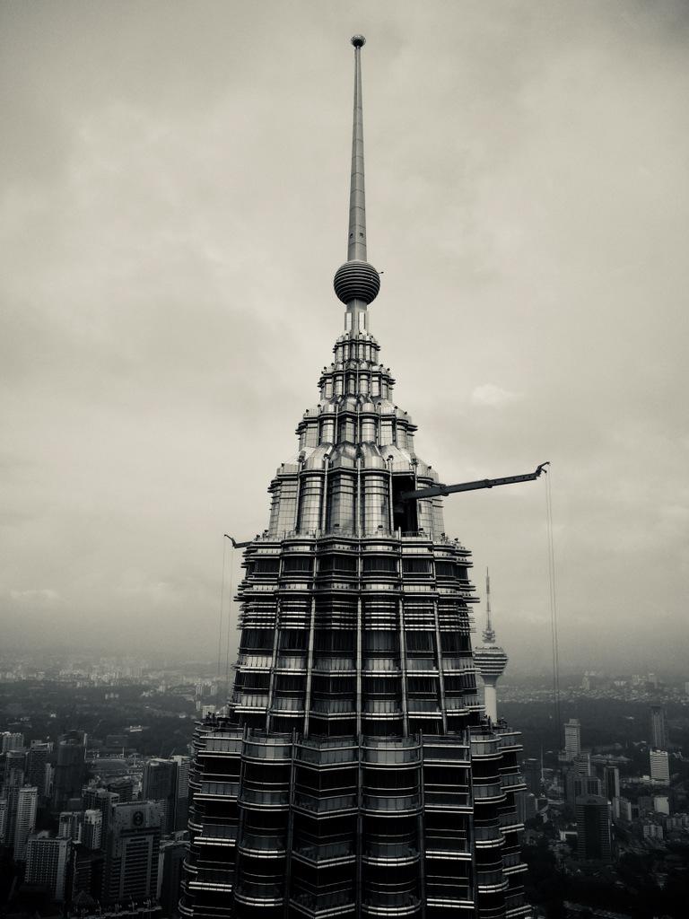 Etap 3: Kuala Lumpur (1). Wieże, ulice i świątynie... 6