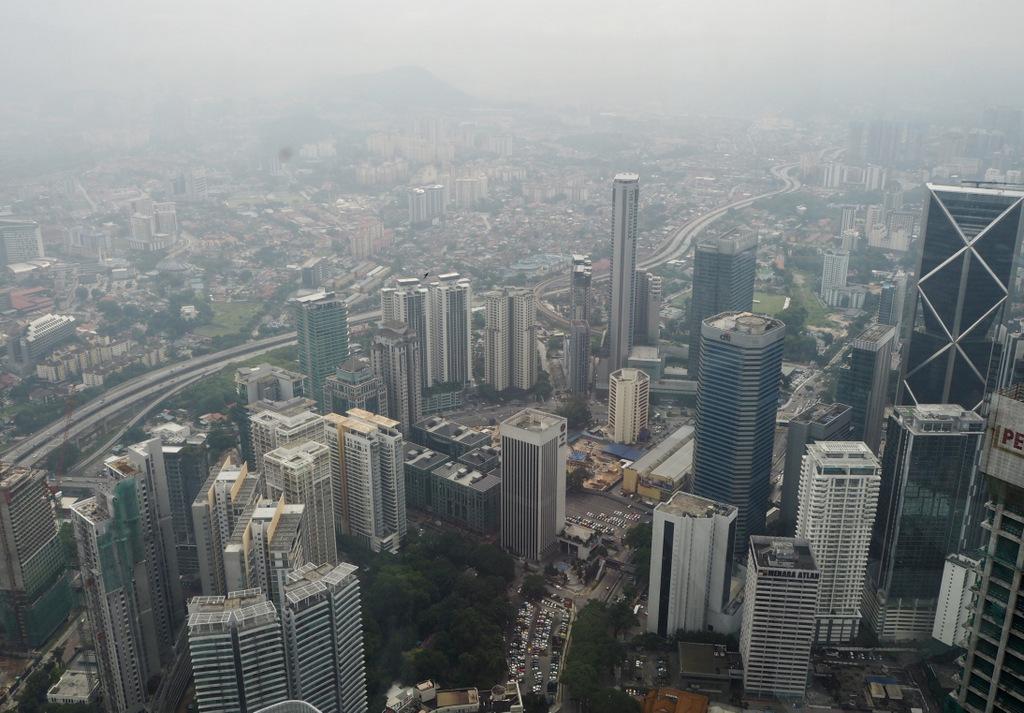 Etap 3: Kuala Lumpur (1). Wieże, ulice i świątynie... 5