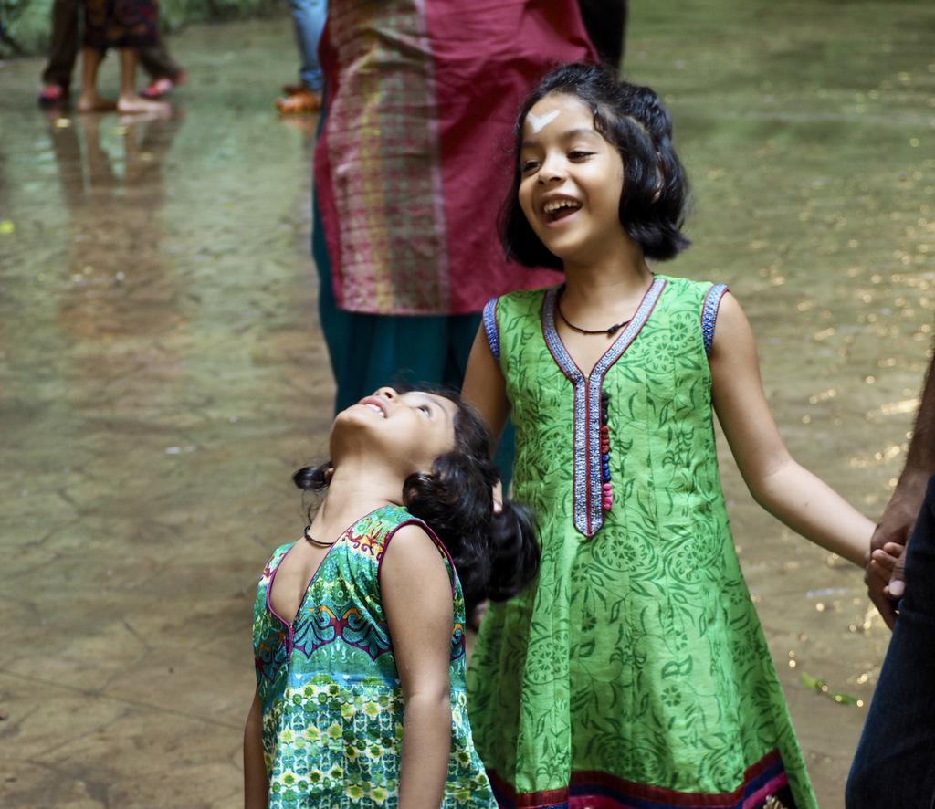 Etap 3: Kuala Lumpur & Batu Caves. Jaskinie, ścieżki w lesie i deszcz... 16
