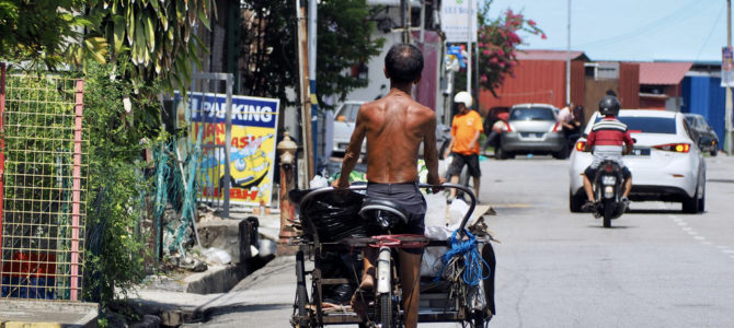 Etap 4: Penang. Jak się zakochać w dwa dni i cudem wyjechać