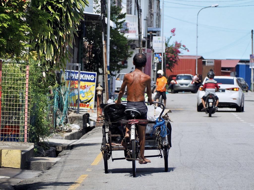 Etap 4: Penang. Jak się zakochać w dwa dni i cudem wyjechać 20