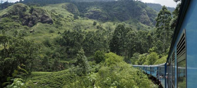 """Etap 6: Hill Country. Pociągiem przez """"herbaciane wzgórza"""""""