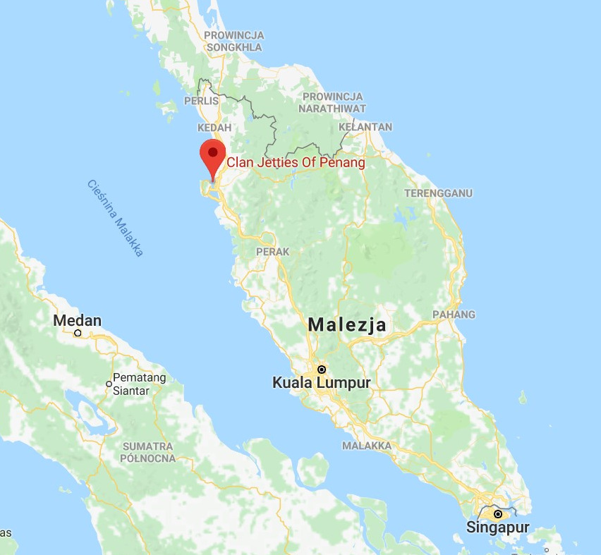 Etap 4: Penang. Jak się zakochać w dwa dni i cudem wyjechać 1