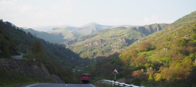 Gruzja-Armenia-Iran-Stambuł. Dzień 5: Armenia autostopem!