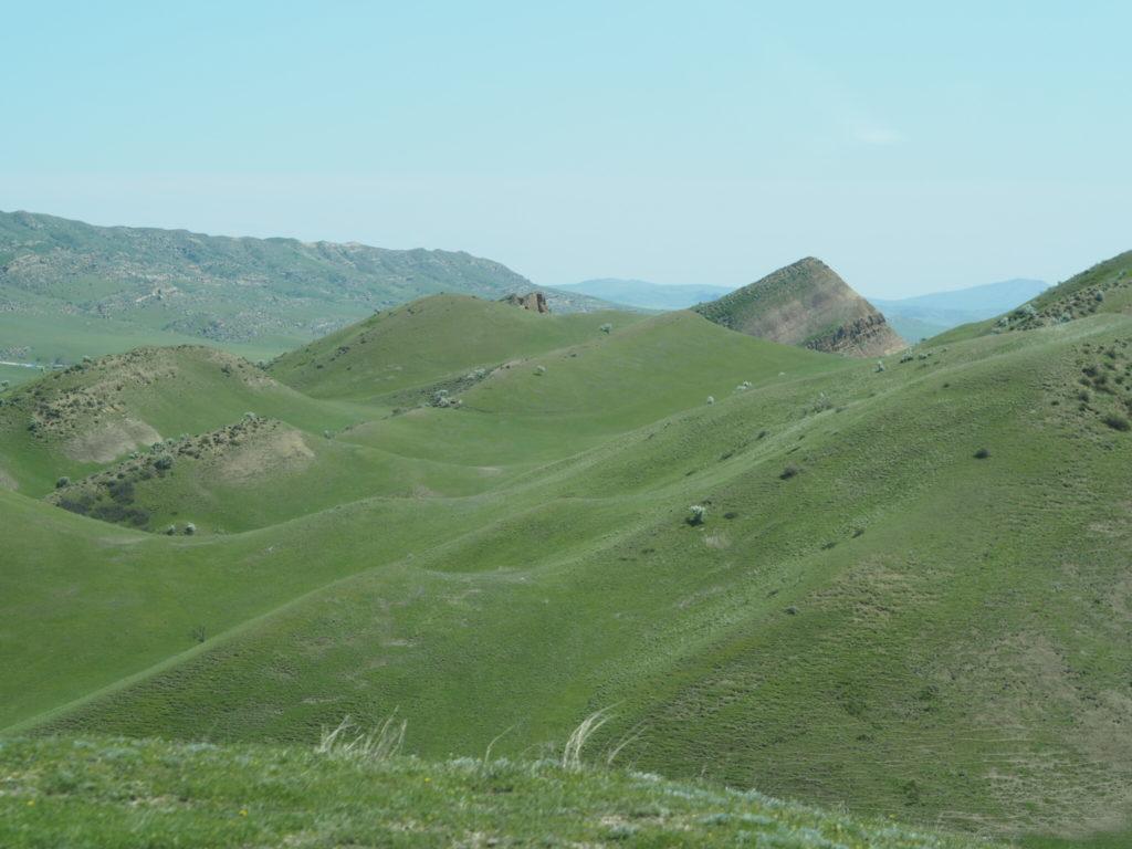 Gruzja-Armenia-Iran-Stambuł. Dzień 3: Garenja i Udabno 82