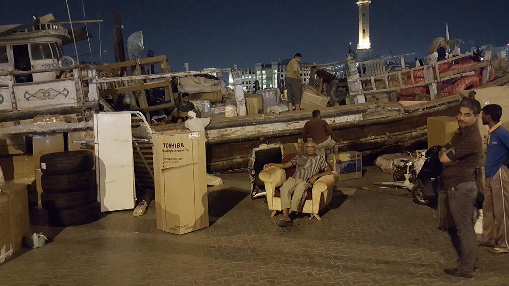 Etap 8: Dubaj. Limuzyną z lotniska 48