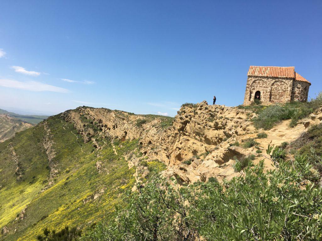 Gruzja-Armenia-Iran-Stambuł. Dzień 3: Garenja i Udabno 101