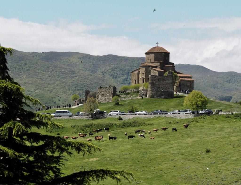Gruzja-Armenia-Iran-Stambuł. Dzień 2: Mtskheta i Tbilisi 6