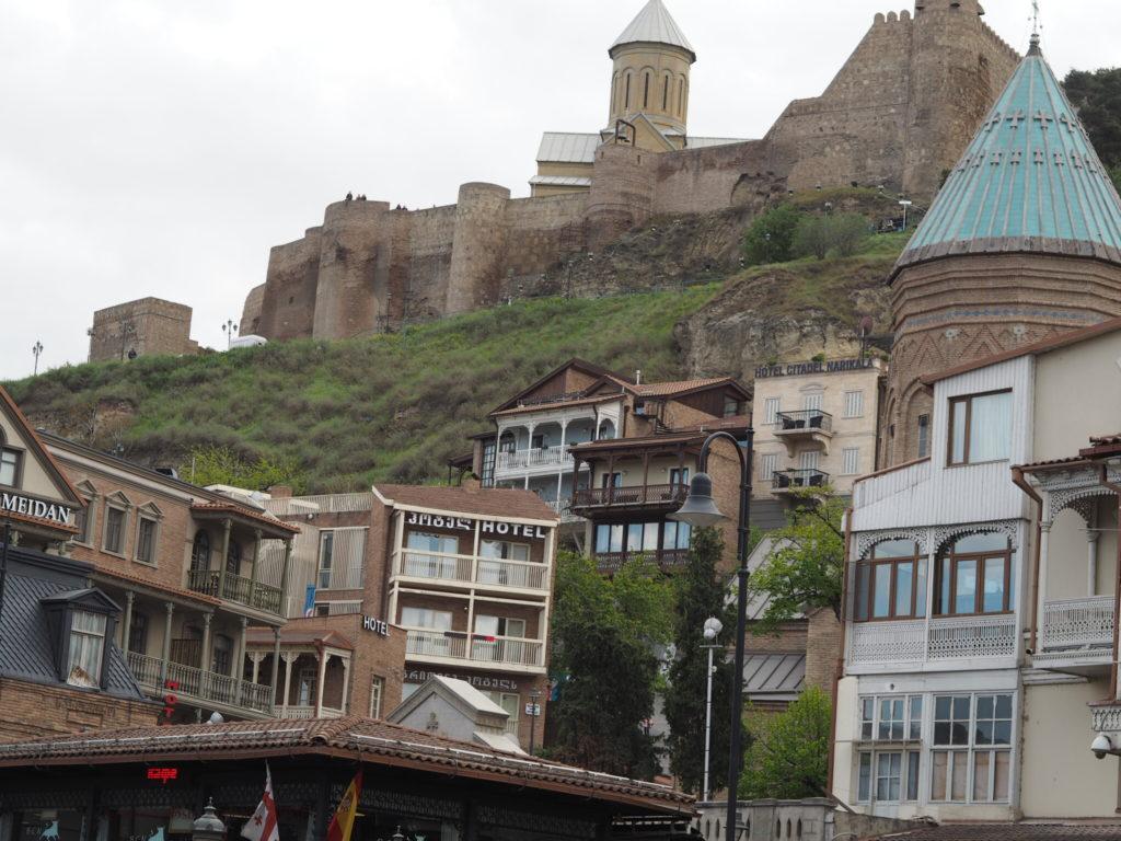 Tbilisi. Piękne, fascynujące, choć ciągle ranne po trzęsieniu ziemi 86