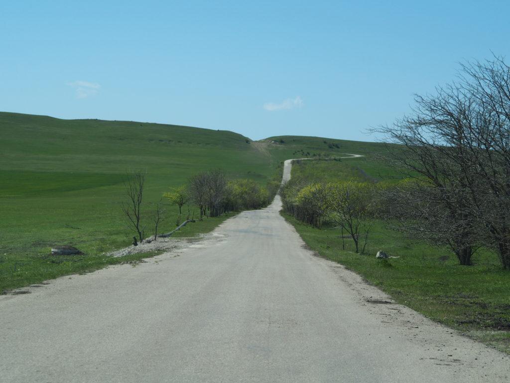 Gruzja-Armenia-Iran-Stambuł. Dzień 3: Garenja i Udabno 79