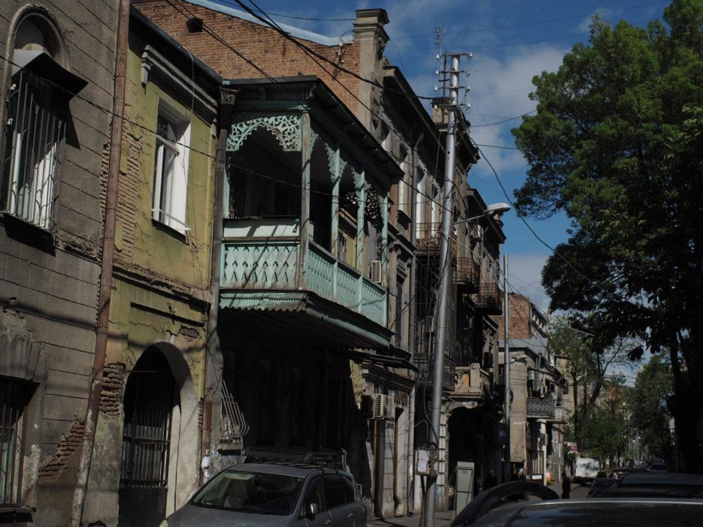 Tbilisi. Piękne, fascynujące, choć ciągle ranne po trzęsieniu ziemi 66