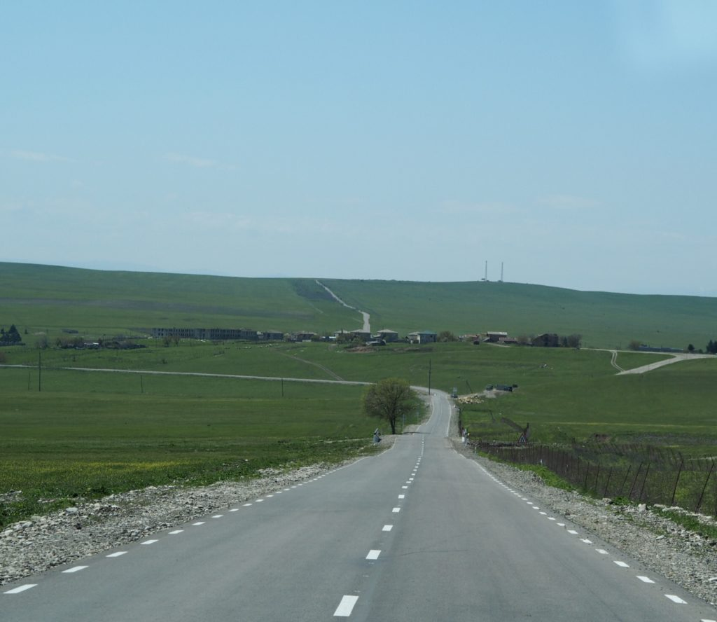 Gruzja-Armenia-Iran-Stambuł. Dzień 3: Garenja i Udabno 103