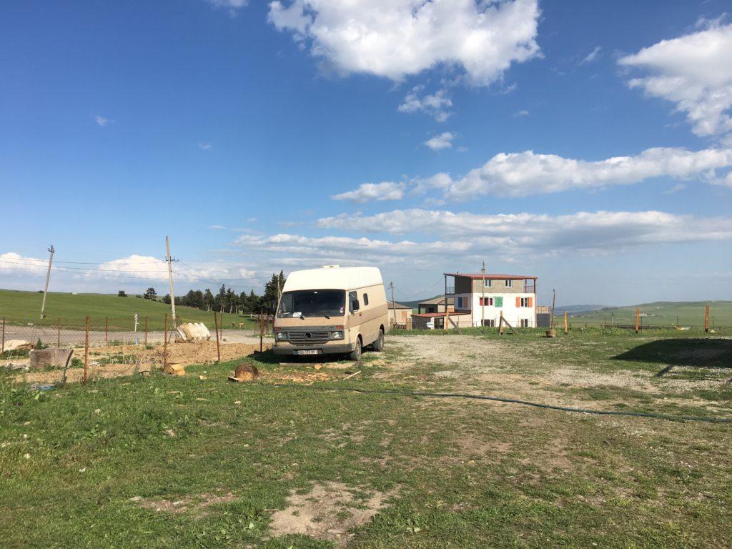 Gruzja-Armenia-Iran-Stambuł. Dzień 3: Garenja i Udabno 114