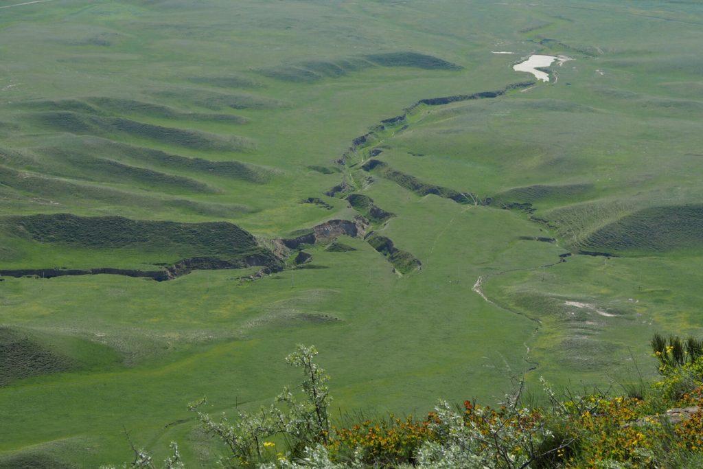 Gruzja-Armenia-Iran-Stambuł. Dzień 3: Garenja i Udabno 96