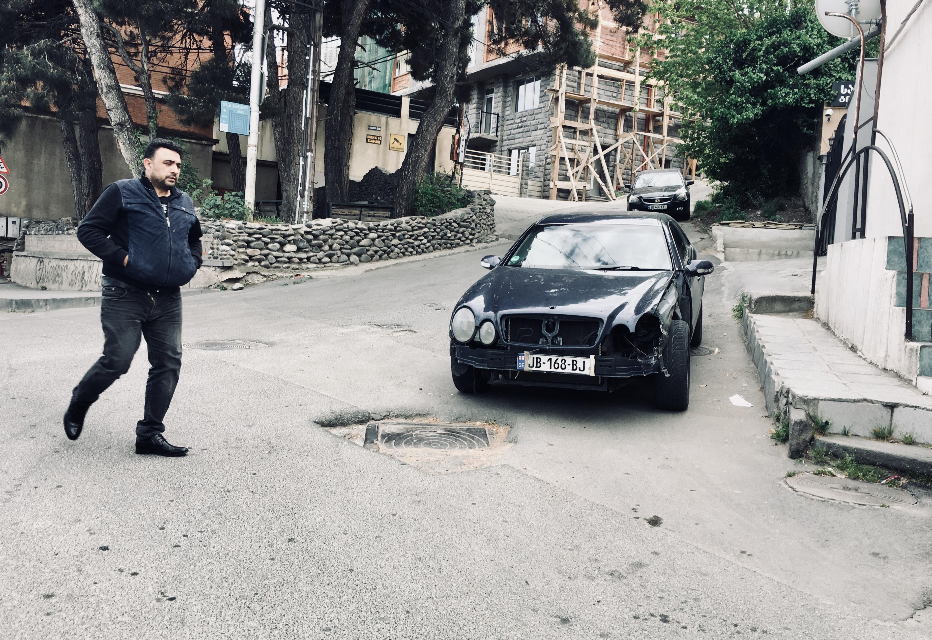 Tbilisi. Piękne, fascynujące, choć ciągle ranne po trzęsieniu ziemi 85