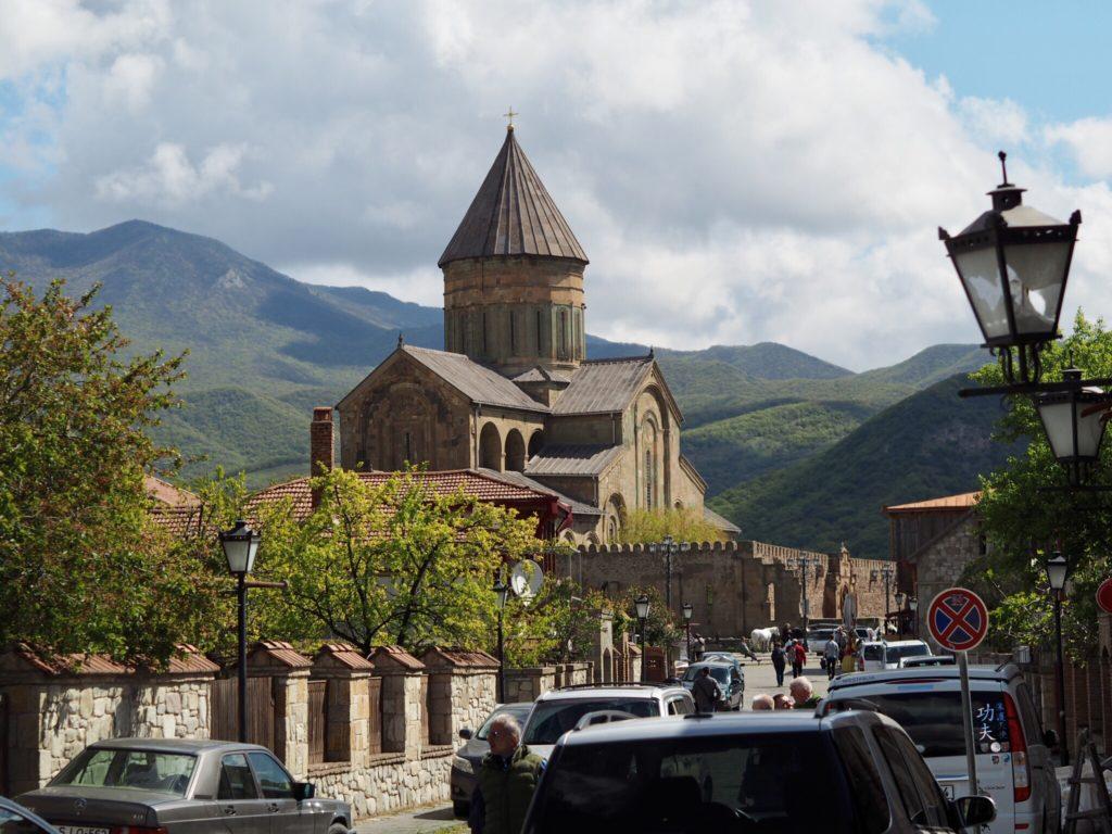 Gruzja-Armenia-Iran-Stambuł. Dzień 2: Mtskheta i Tbilisi 2