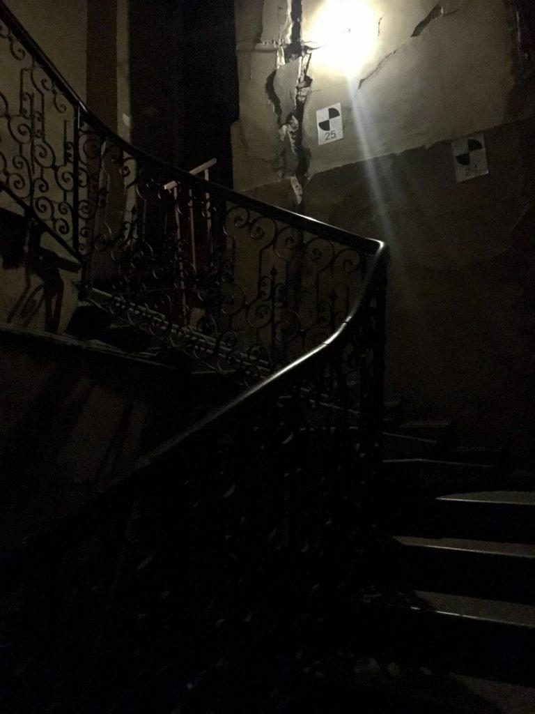 Tbilisi. Piękne, fascynujące, choć ciągle ranne po trzęsieniu ziemi 78
