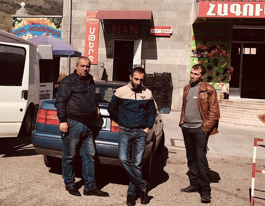 Gruzja-Armenia-Iran-Stambuł. Dzień 5: Armenia autostopem! 6