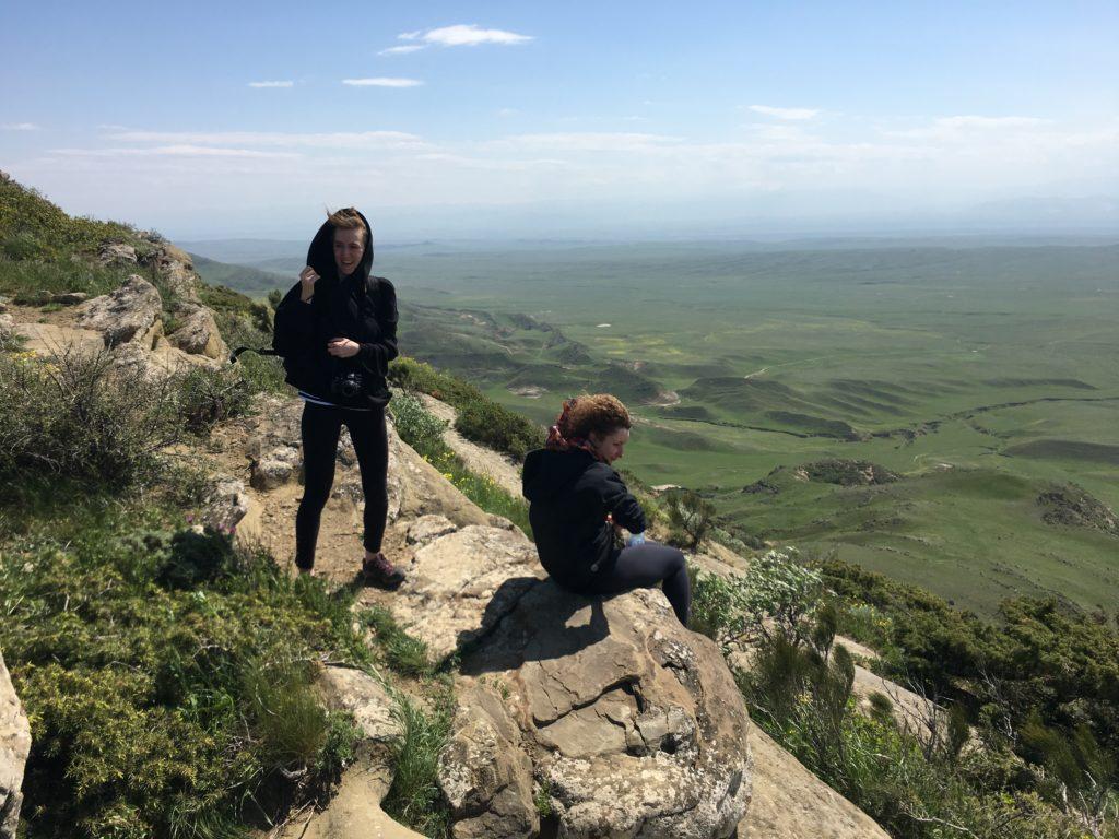 Gruzja-Armenia-Iran-Stambuł. Dzień 3: Garenja i Udabno 93