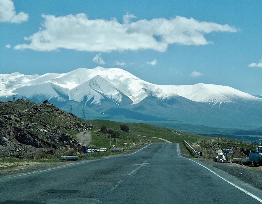 Gruzja-Armenia-Iran-Stambuł. Dzień 5: Armenia autostopem! 10