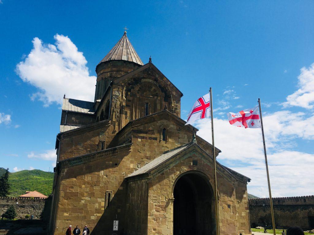 Gruzja-Armenia-Iran-Stambuł. Dzień 2: Mtskheta i Tbilisi 3