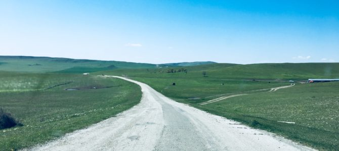 Gruzja-Armenia-Iran-Stambuł. Dzień 3: Garenja i Udabno
