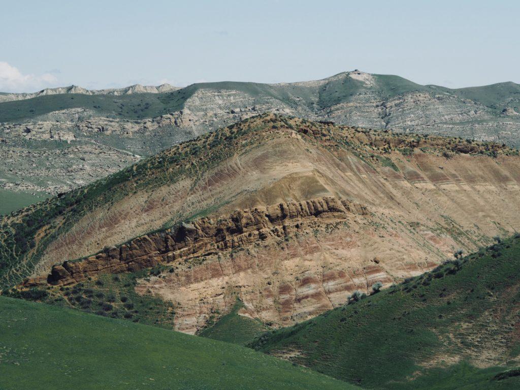 Gruzja-Armenia-Iran-Stambuł. Dzień 3: Garenja i Udabno 87