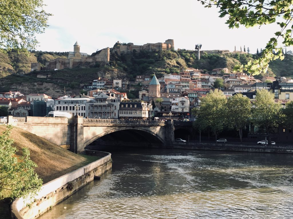 Gruzja-Armenia-Iran-Stambuł. Dzień 2: Mtskheta i Tbilisi 9