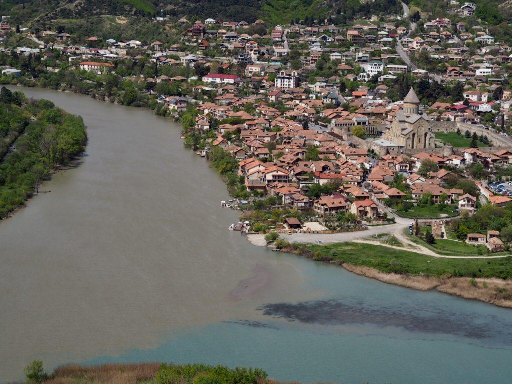 Gruzja-Armenia-Iran-Stambuł. Dzień 2: Mtskheta i Tbilisi 8