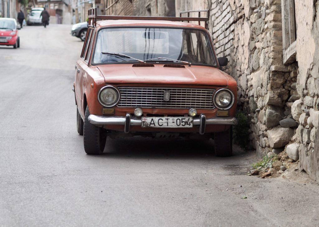 Tbilisi. Piękne, fascynujące, choć ciągle ranne po trzęsieniu ziemi 83