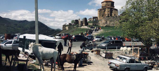 Gruzja-Armenia-Iran-Stambuł. Dzień 2: Mtskheta i Tbilisi