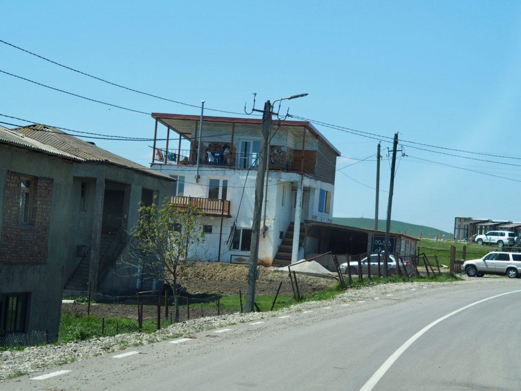 Gruzja-Armenia-Iran-Stambuł. Dzień 3: Garenja i Udabno 105