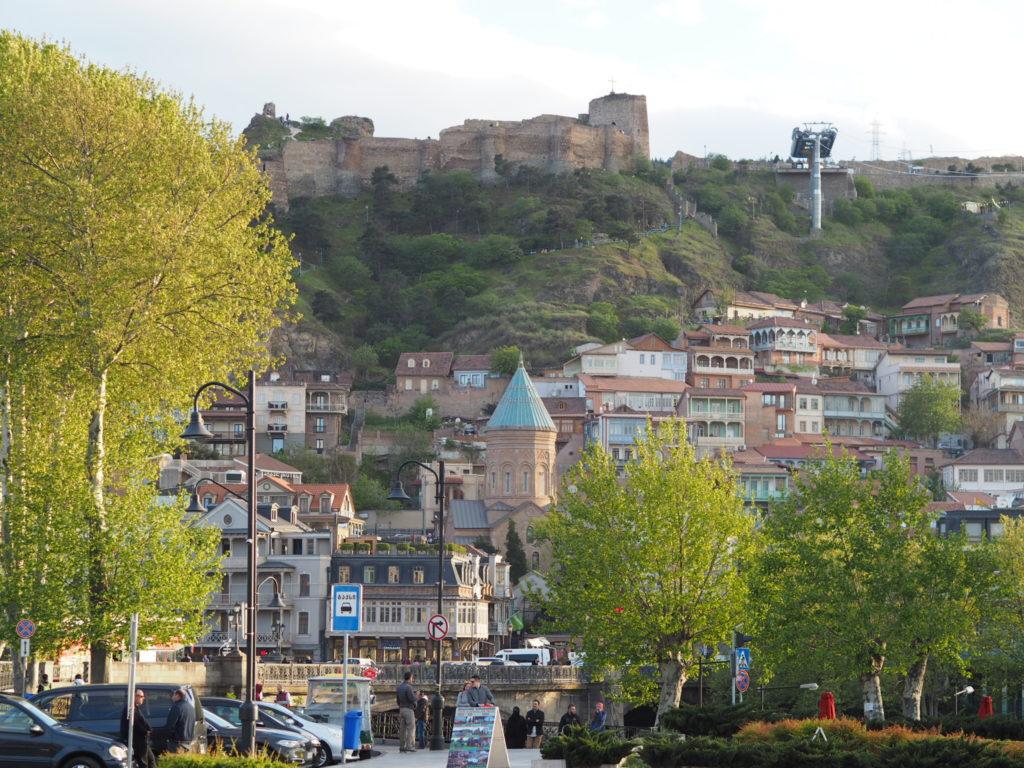 Tbilisi. Piękne, fascynujące, choć ciągle ranne po trzęsieniu ziemi 61