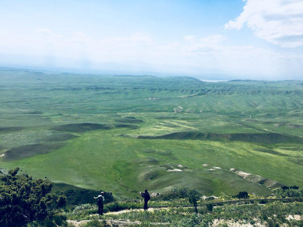 Gruzja-Armenia-Iran-Stambuł. Dzień 3: Garenja i Udabno 100