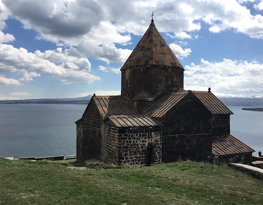 Gruzja-Armenia-Iran-Stambuł. Dzień 4: do Armenii 5