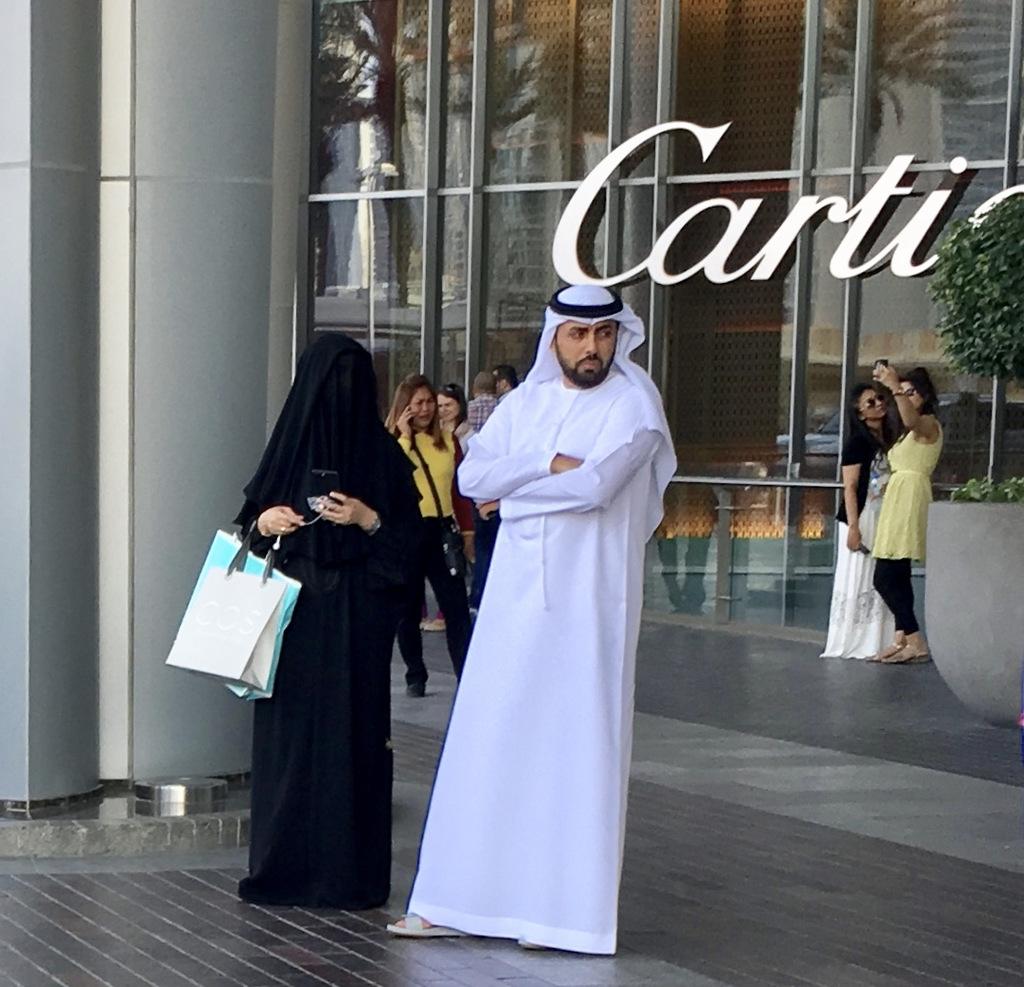 Etap 8: Dubaj. Limuzyną z lotniska 41