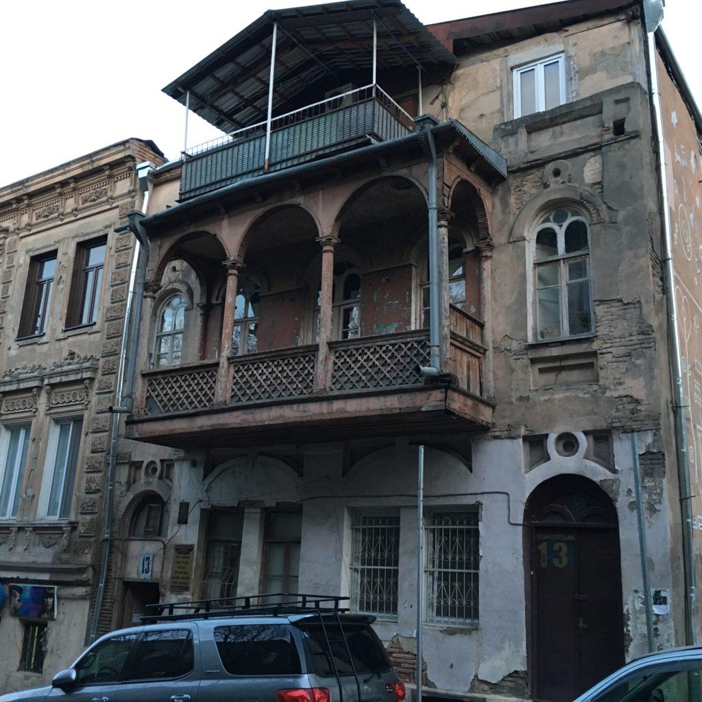 Gruzja-Armenia-Iran-Stambuł. Dzień 1: Gruzja, a jednak... 7