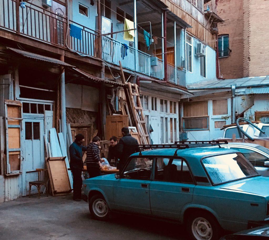 Gruzja-Armenia-Iran-Stambuł. Dzień 1: Gruzja, a jednak... 6