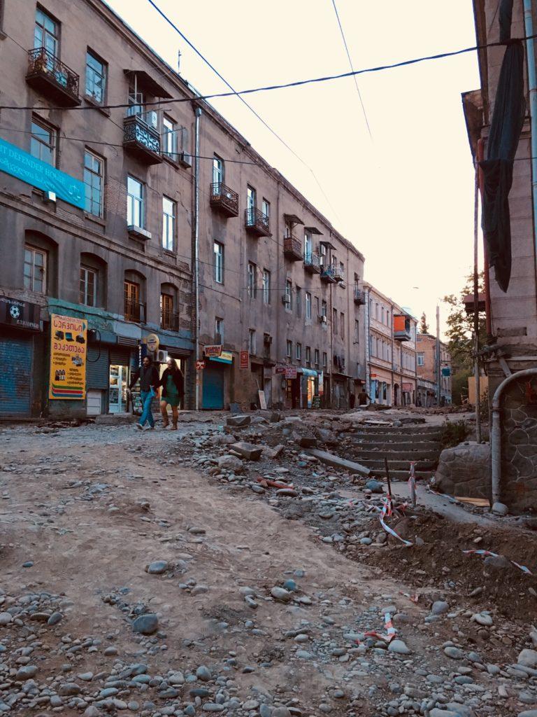 Gruzja-Armenia-Iran-Stambuł. Dzień 1: Gruzja, a jednak... 5