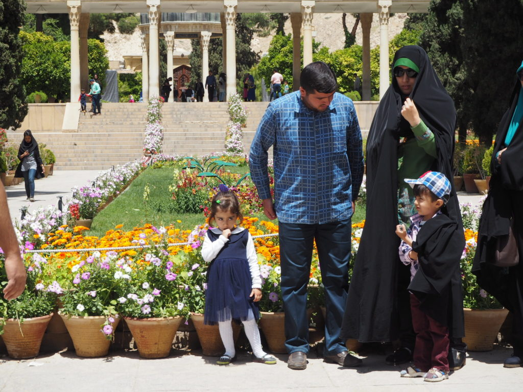 Gruzja-Armenia-Iran-Stambuł. Dzień 10: Shiraz 16