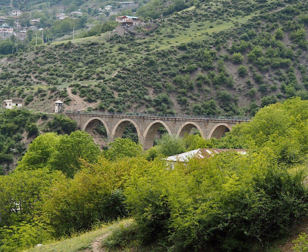 Gruzja-Armenia-Iran-Stambuł. Dzień 7: Koleją do Sari 14